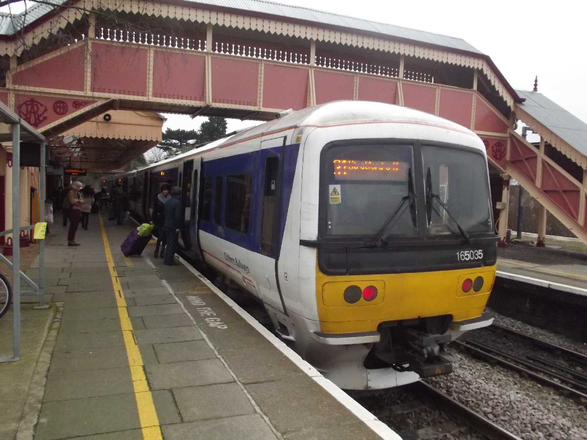 165035 at Stratford-upon-Avon