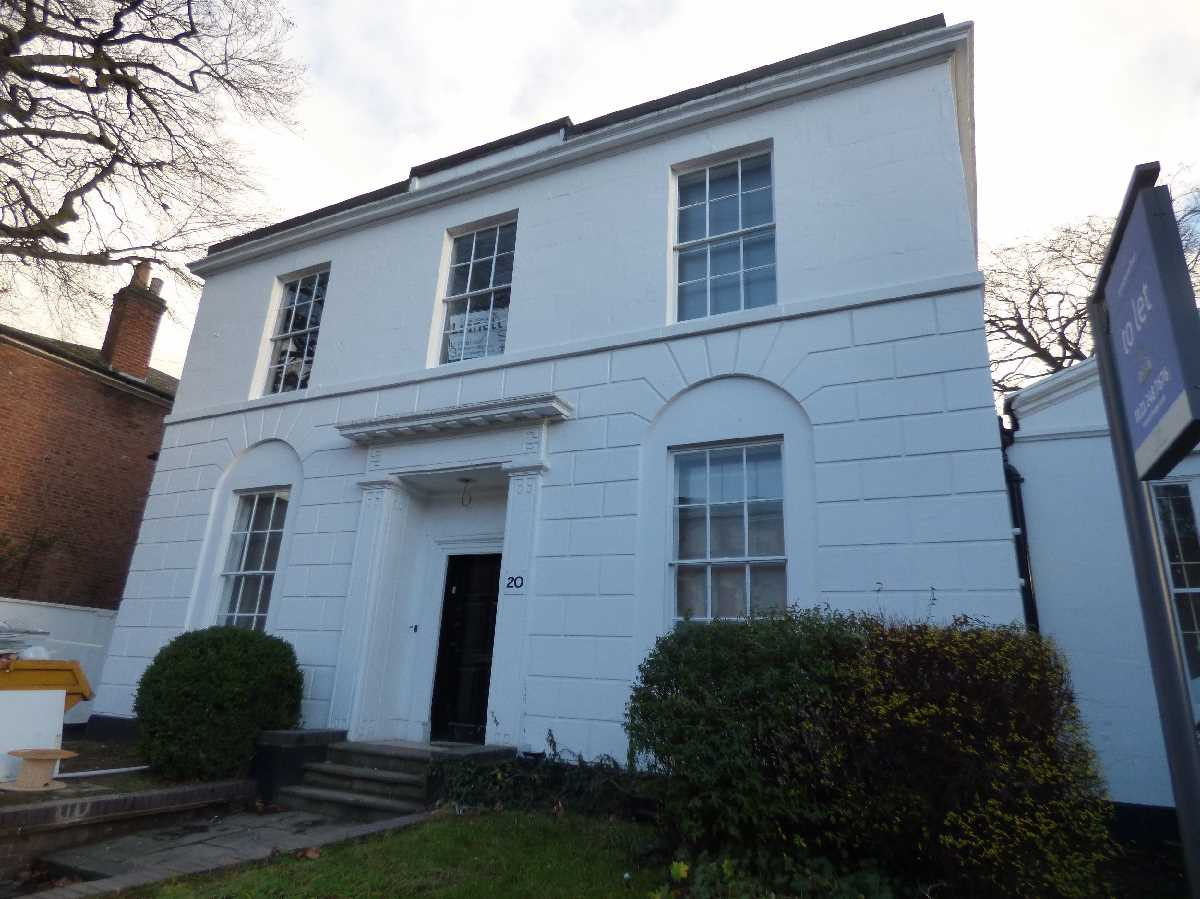 20 Calthorpe Road, Edgbaston