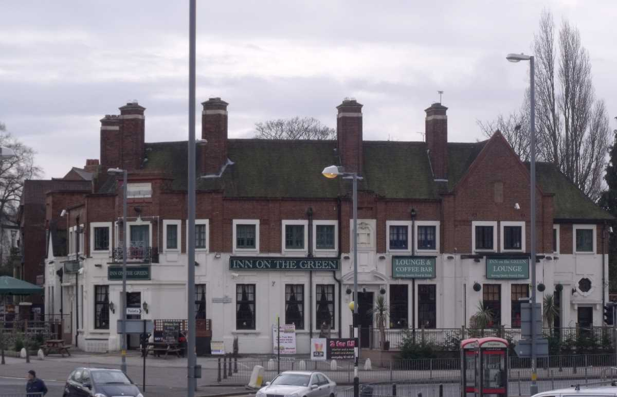 Inn on the Green - Shirley Road and Westley Road, Acocks Green