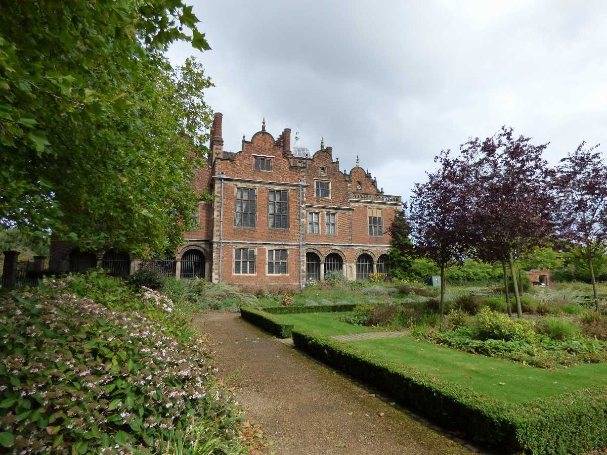 Aston Hall and Park