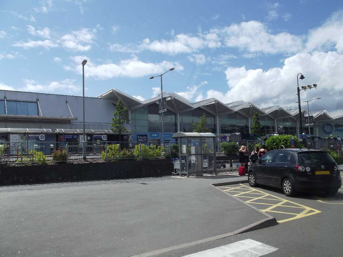 Birmingham Airport Arrivals and departures