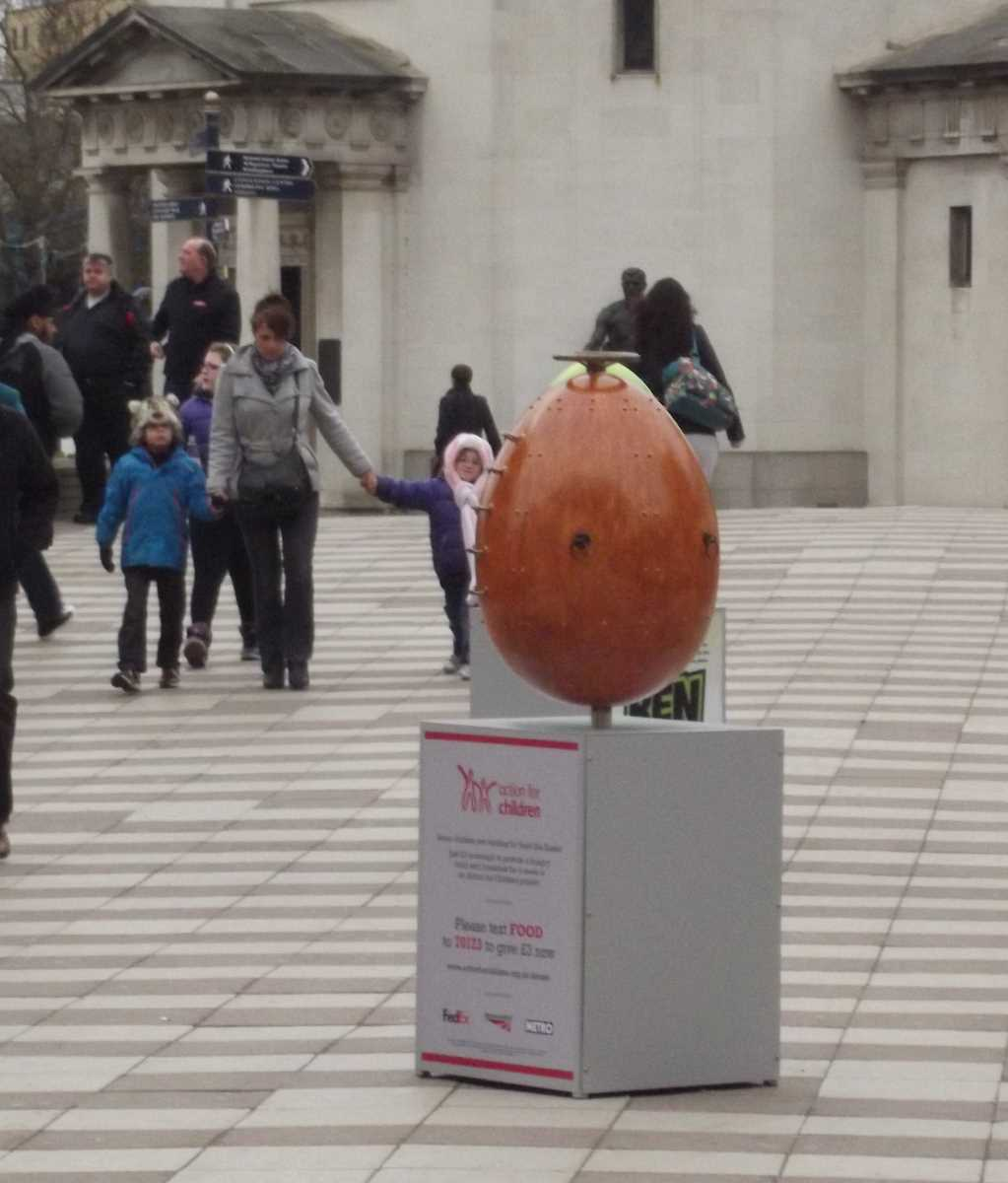 Big Egg Hunt Centenary Way