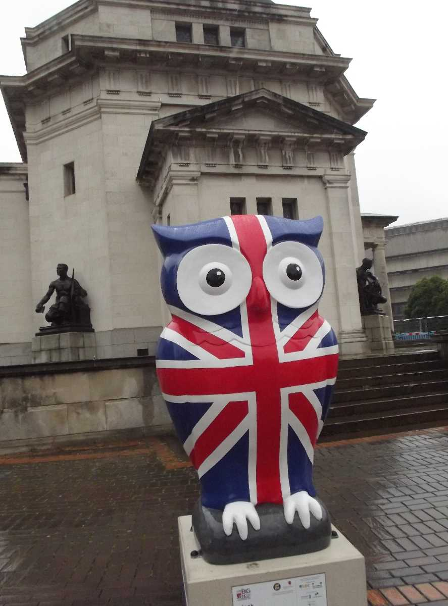 Big Hoot Centenary Square
