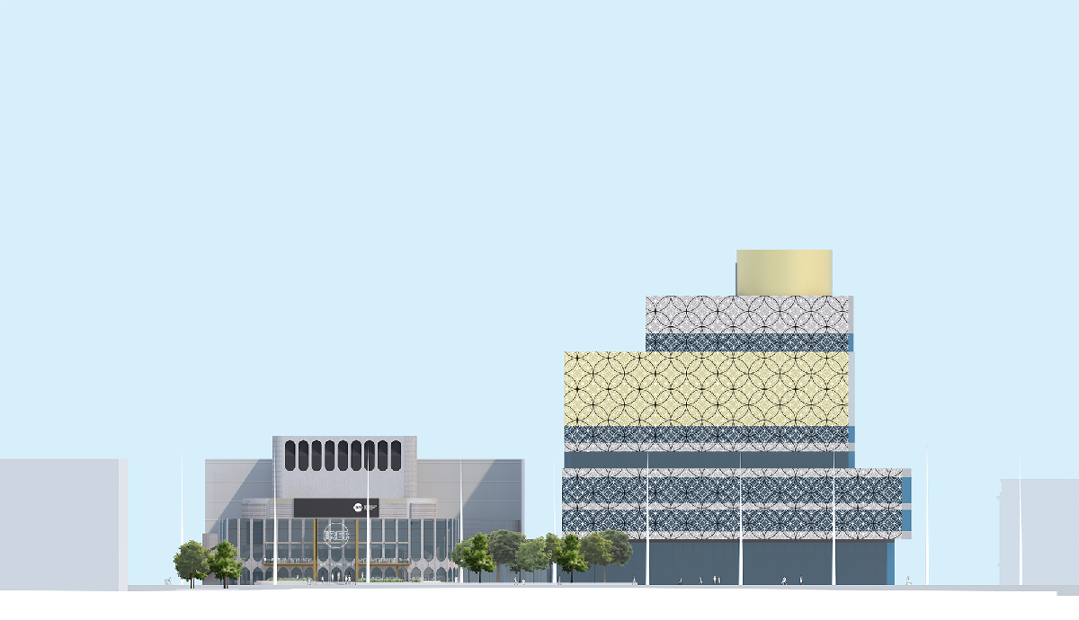 Birmingham Repertory Theatre - Reinvention