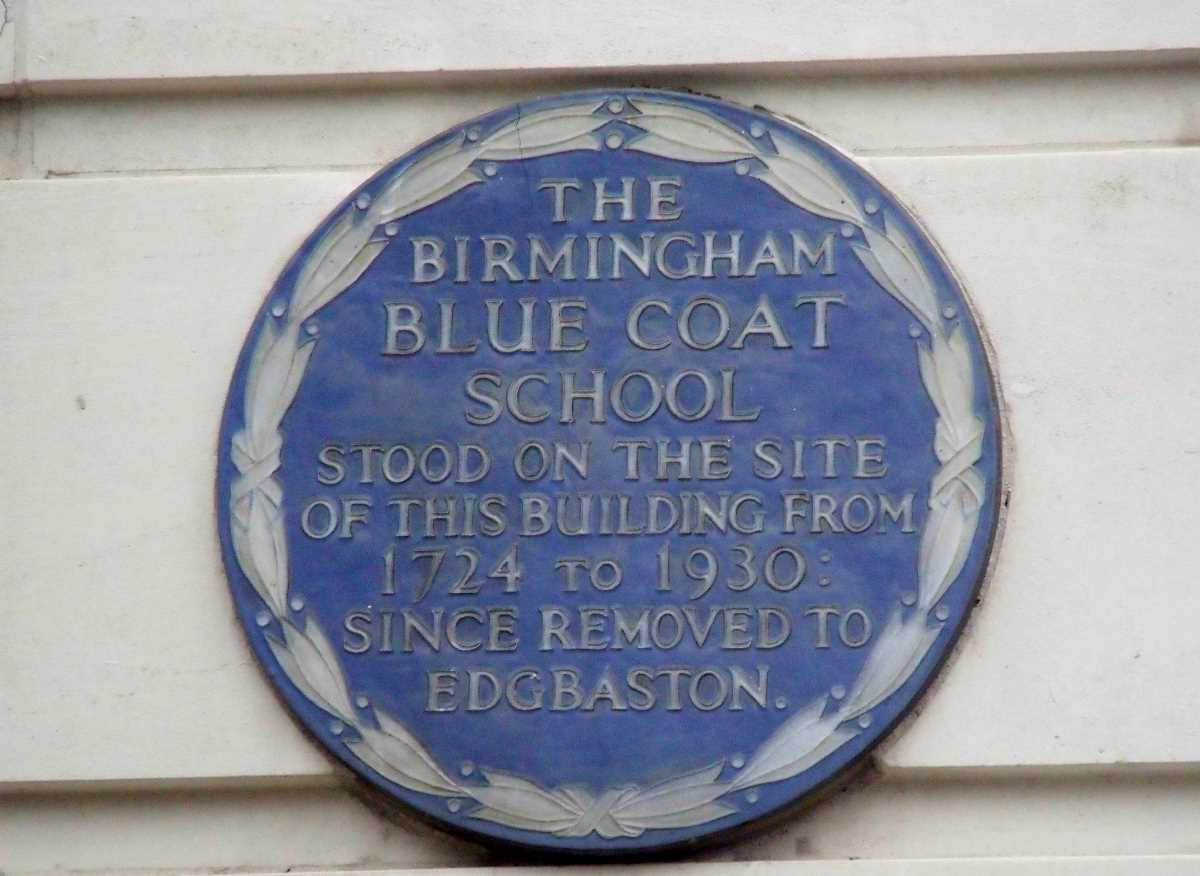 Blue Coat School