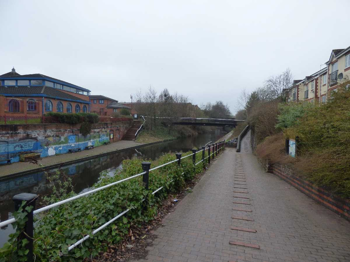 Bordesley Village - Grand Union Canal