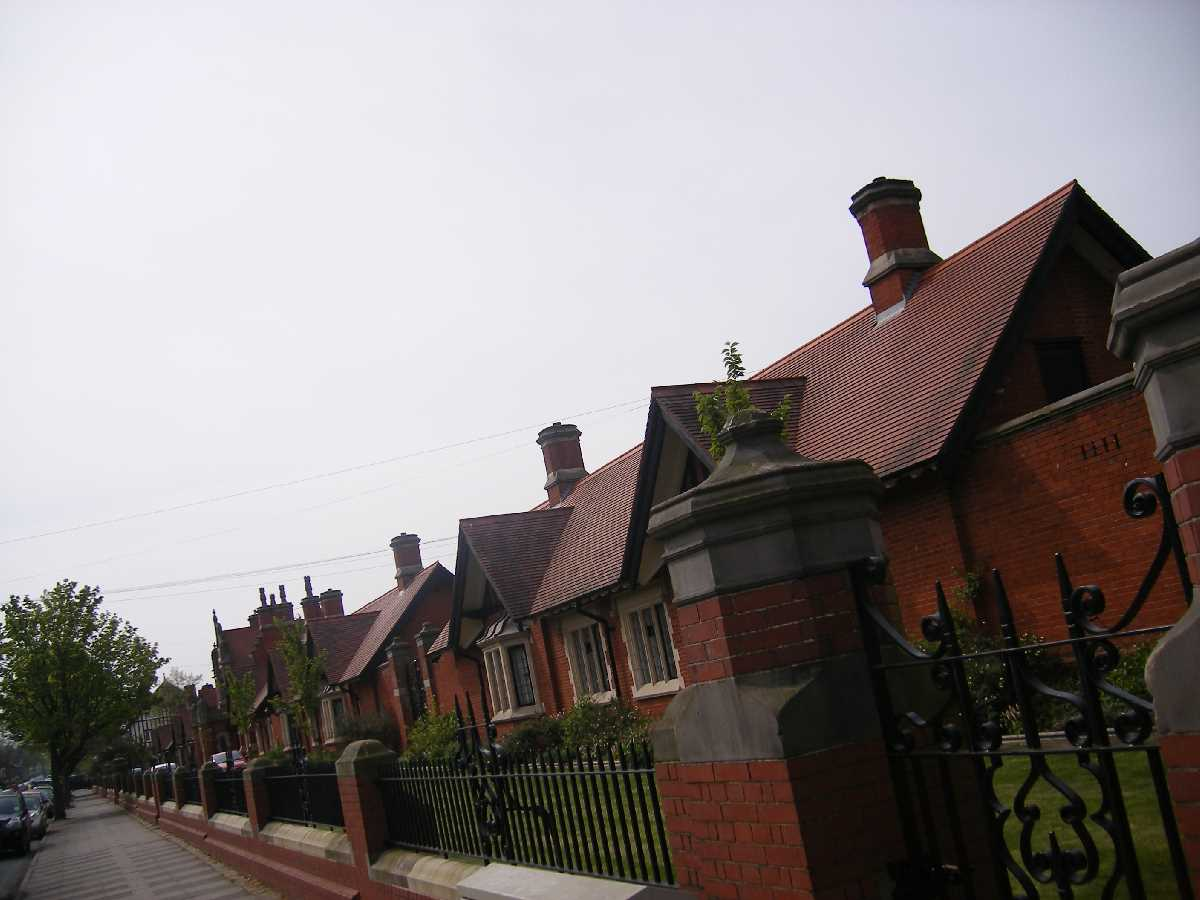 Bournville Almshouses