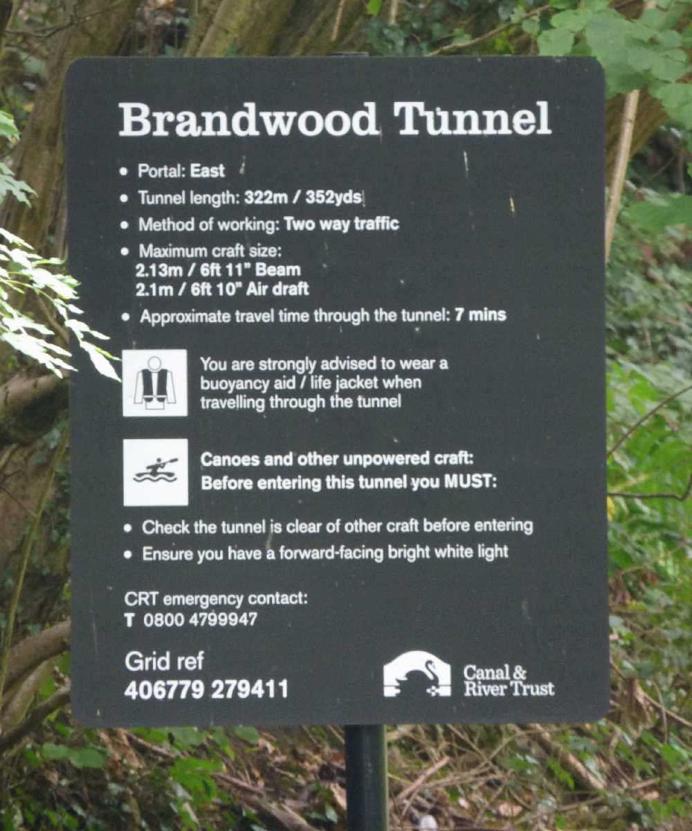 East Portal Brandwood Tunnel