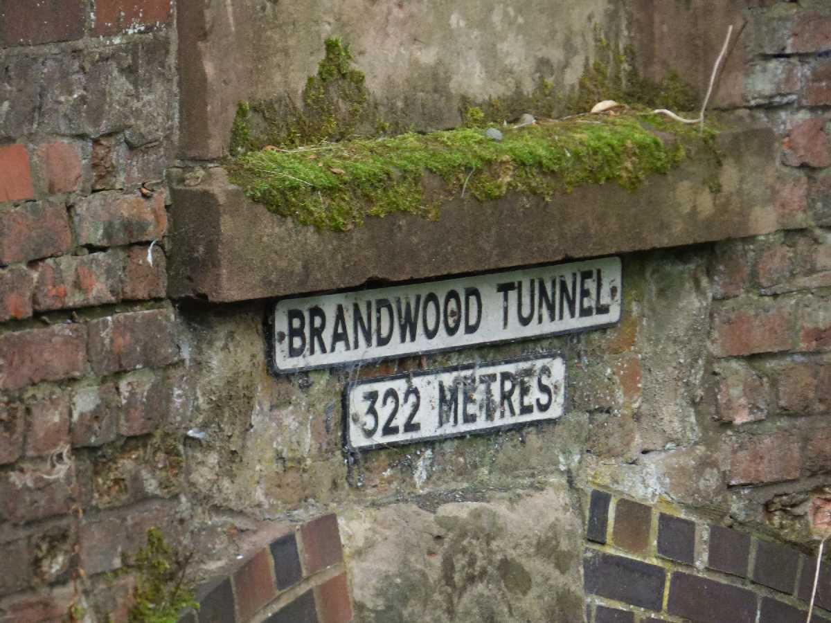 West Portal Brandwood Tunnel
