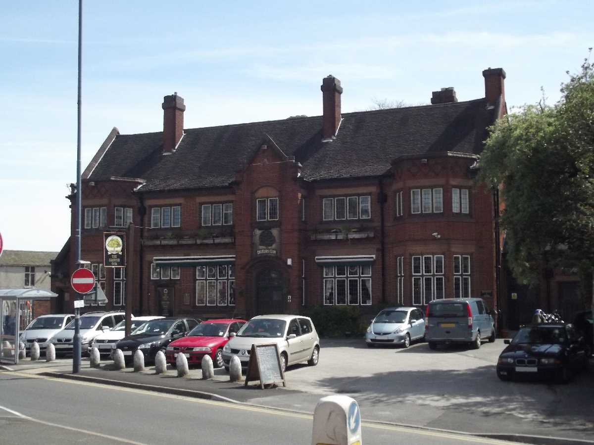 The British Oak - Pershore Road, Stirchley