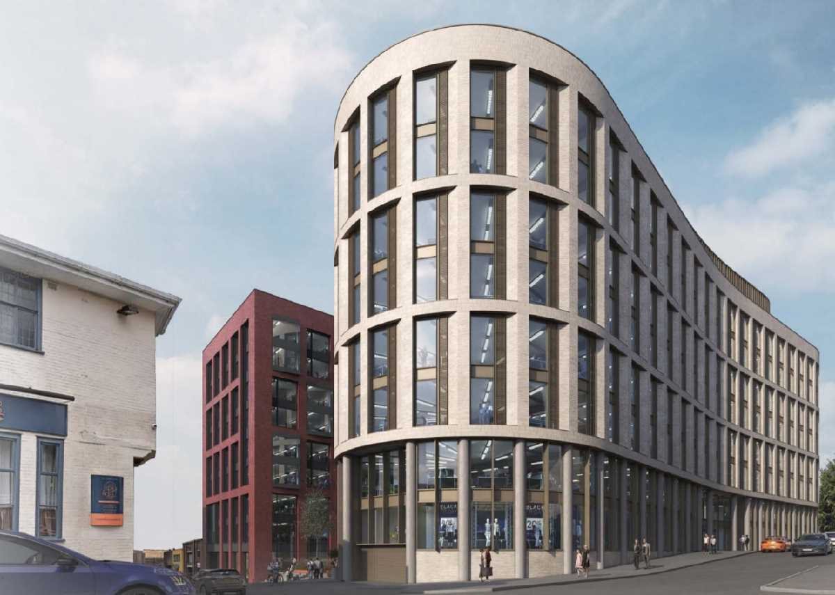 Two Major New Offices for Upper Gough Street
