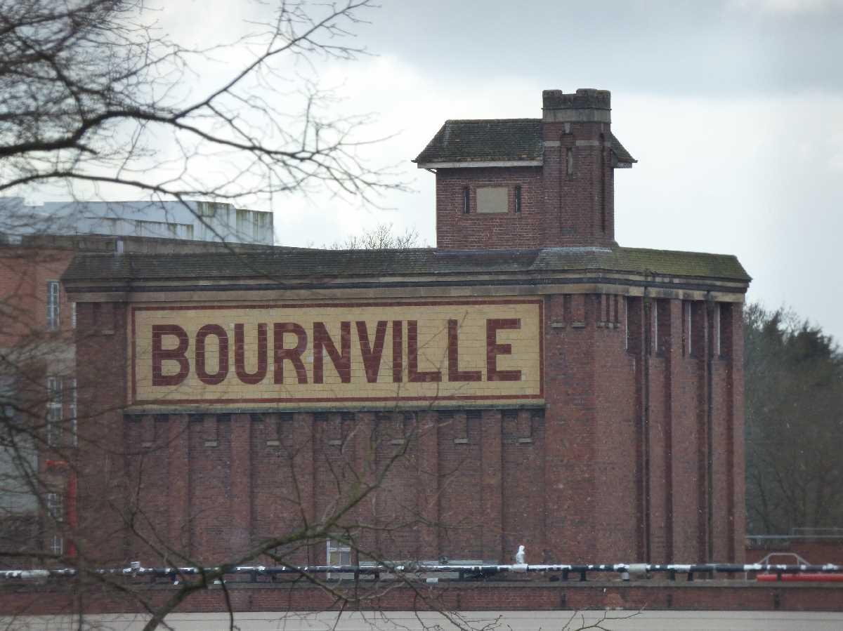 Bournville - Cadbury Factory