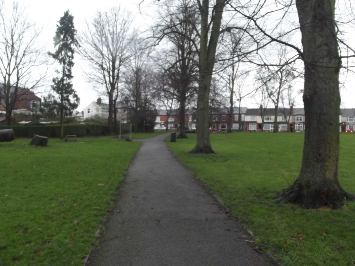 Cotteridge Park