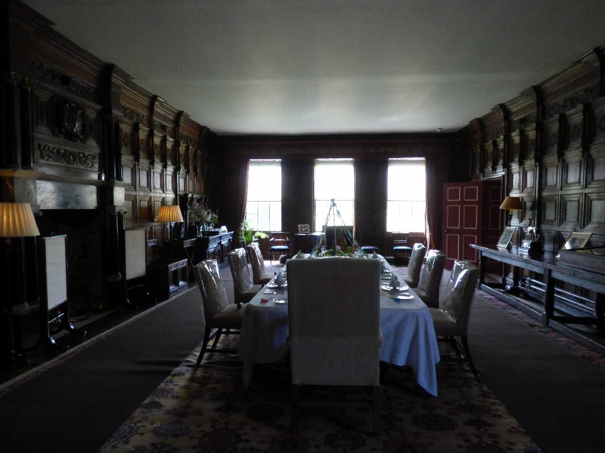 Coughton Court - Dining Room