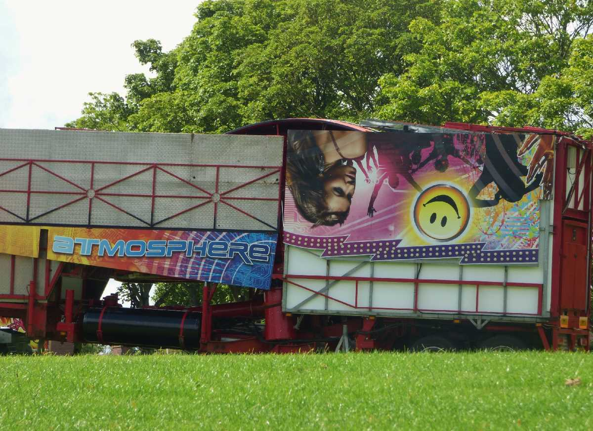 Dartmouth Park fun fair