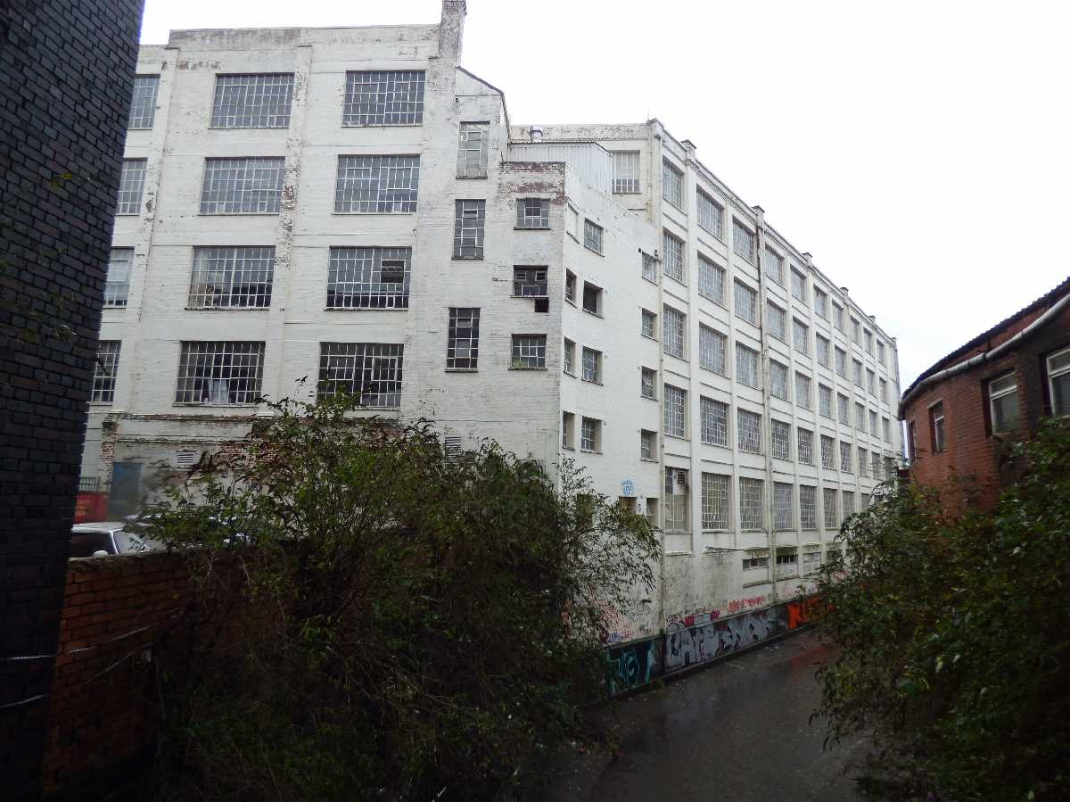 Devonshire House - Custard Factory