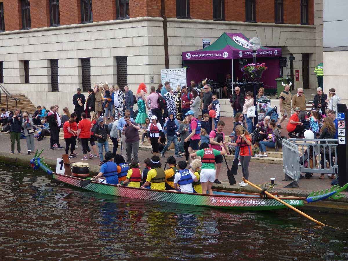 Dragon Boat Race 2018