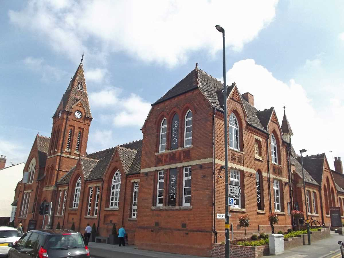 Former Girls School - High Street, Harborne