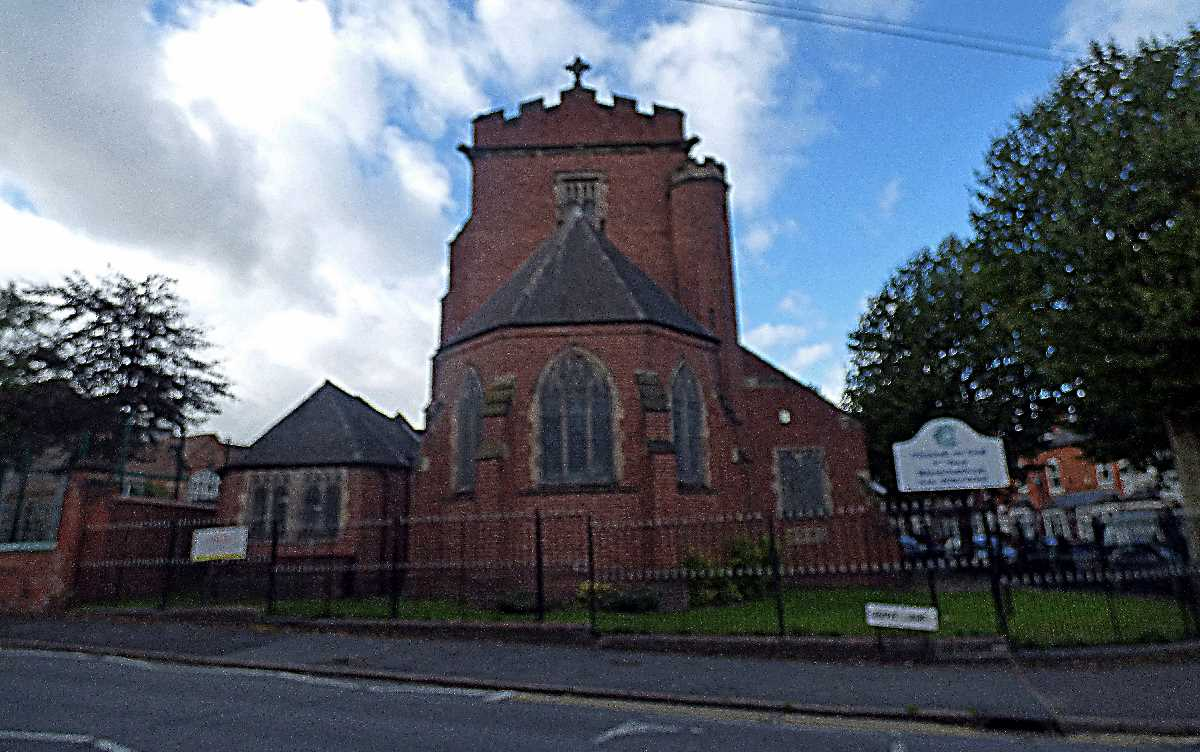 Former St Peter's Church