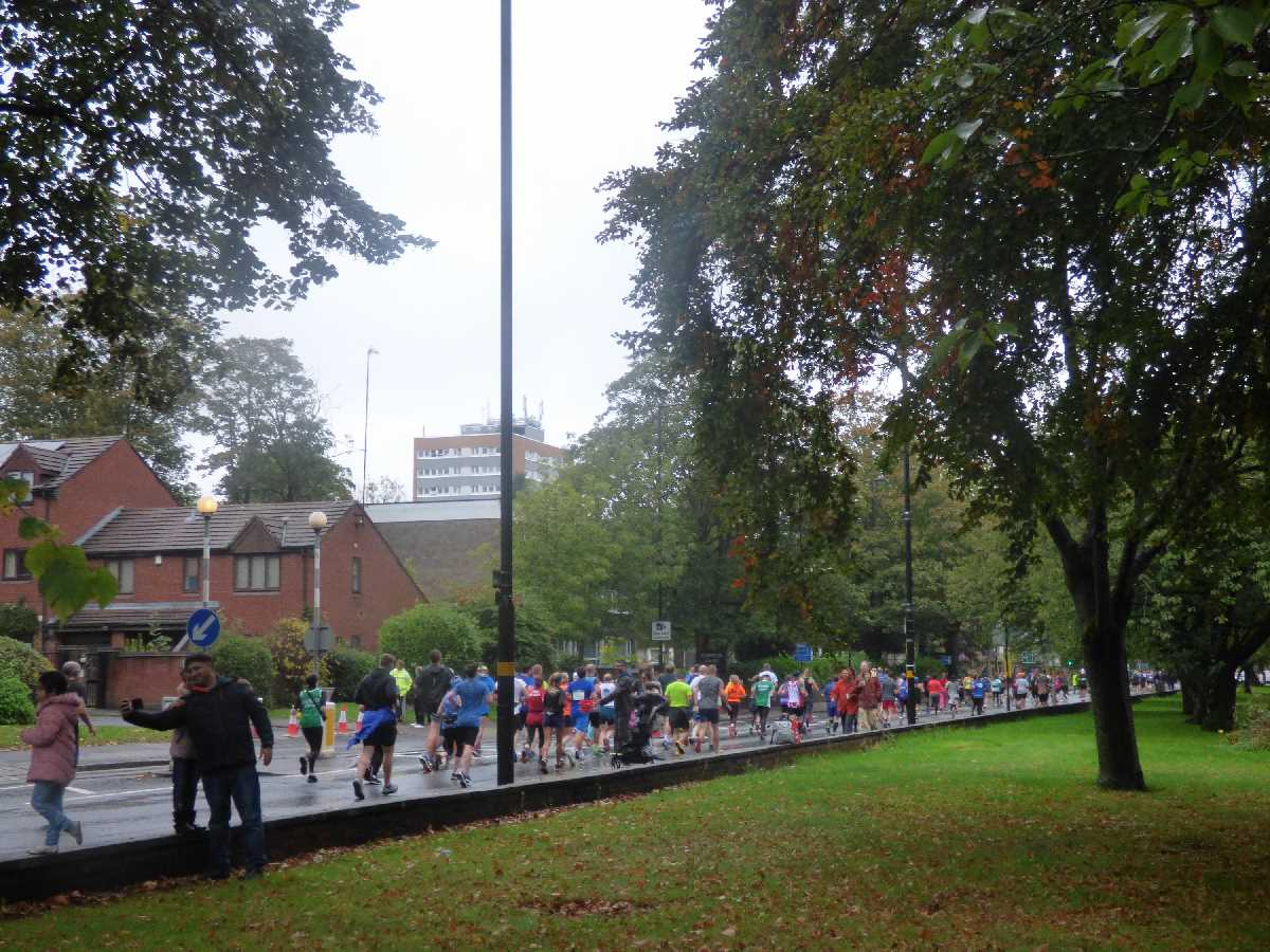 Great Birmingham Run 2019 Calthorpe Park