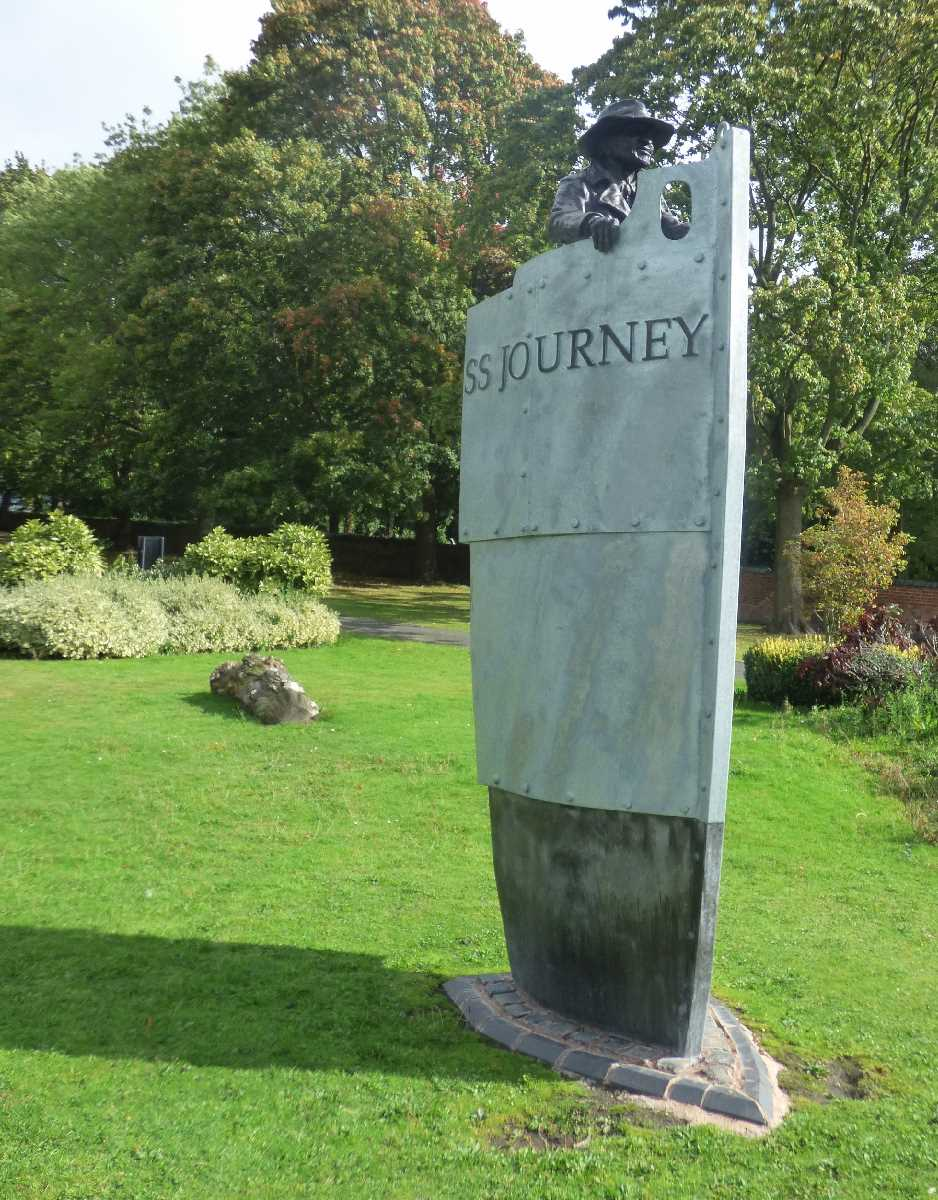 Handsworth Park SS Journey