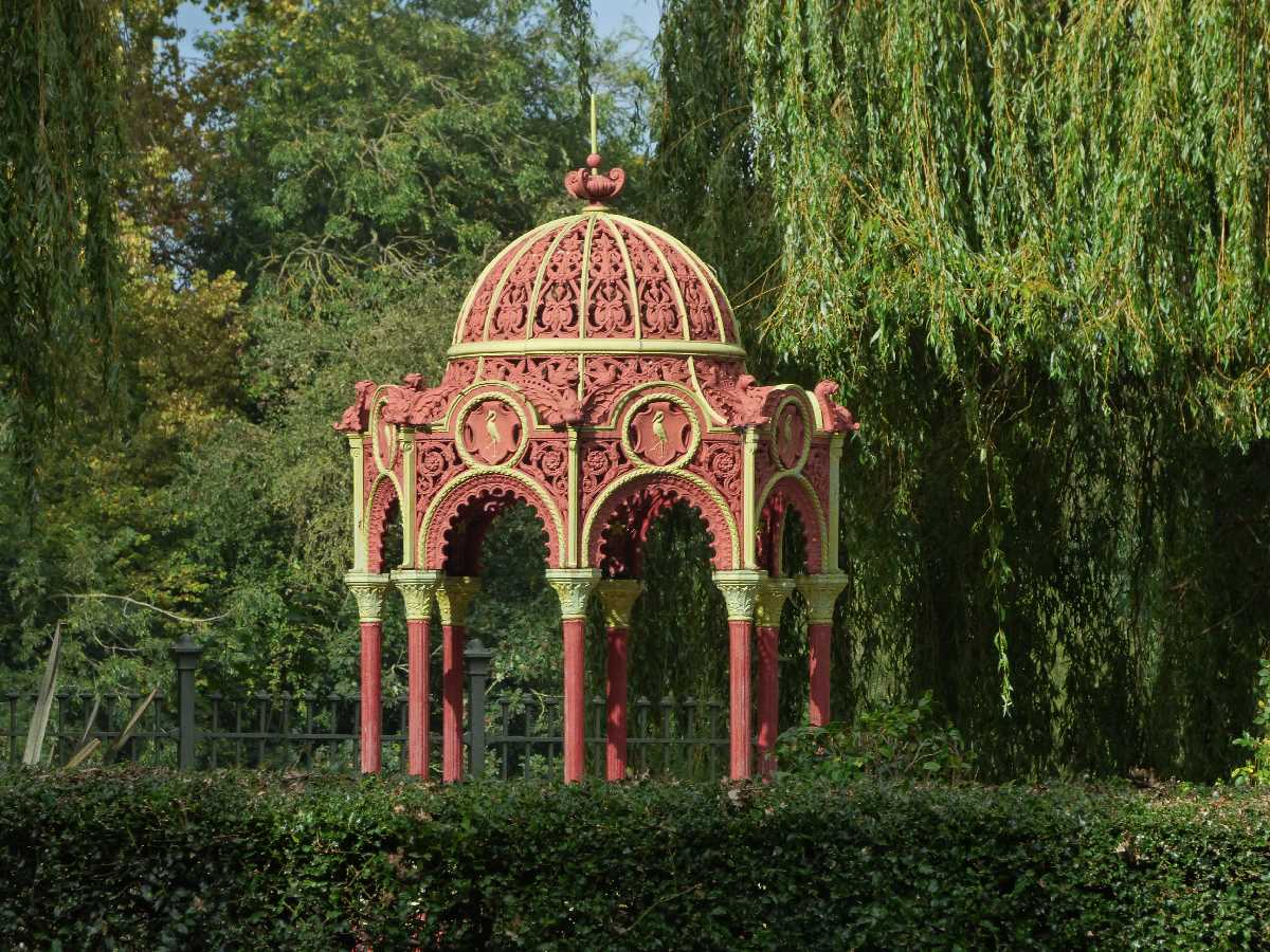 Handsworth Park Victorian Drinking Fountain