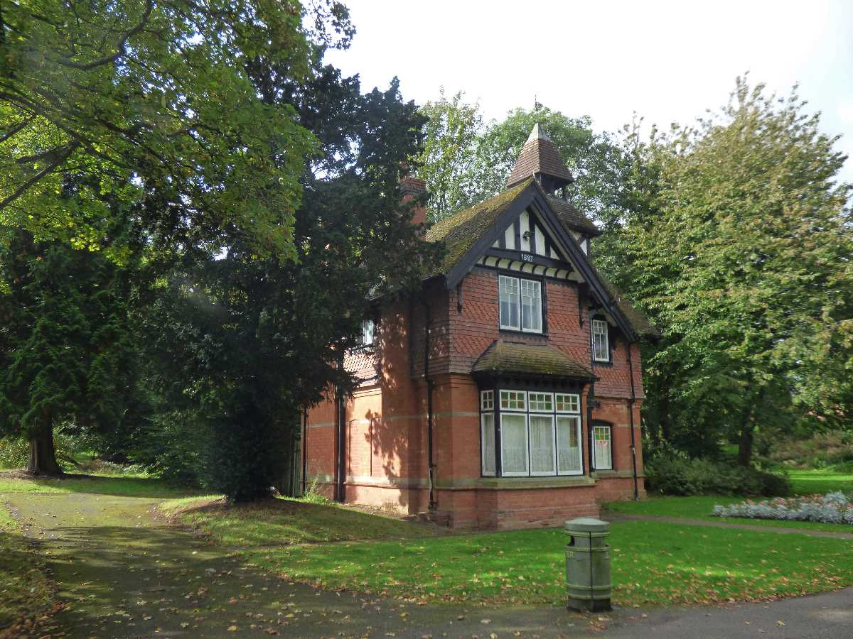 Handsworth Park lodge house