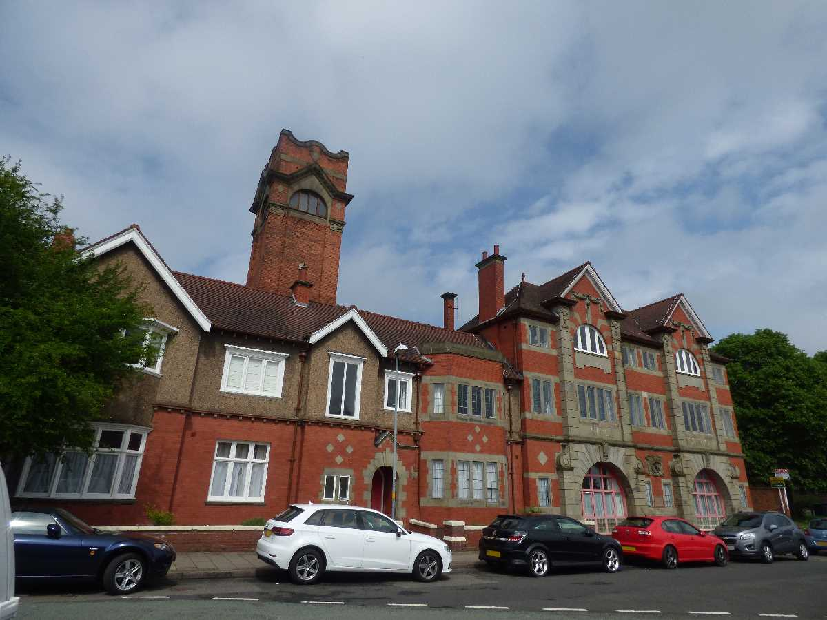 Harborne Fire Station