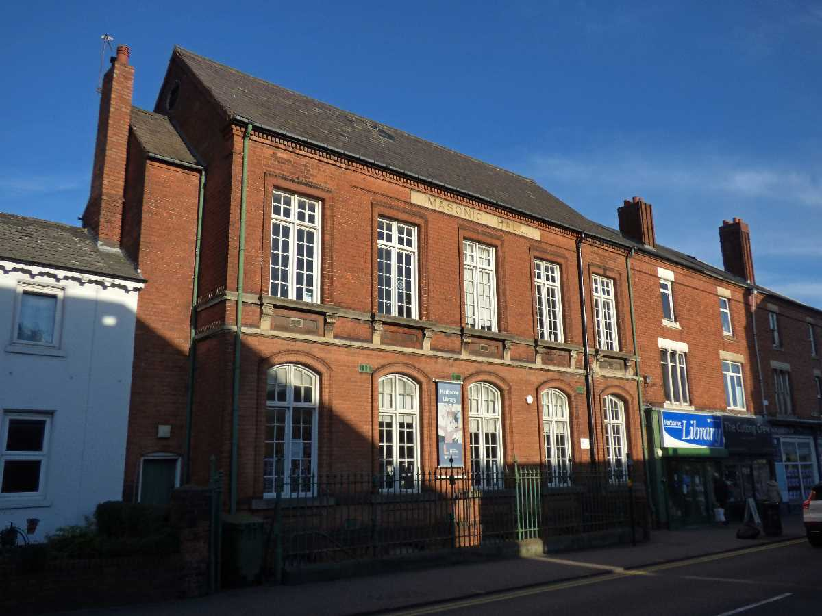 Harborne Library