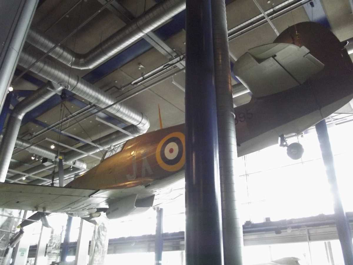 Hawker Hurricane Mark IV