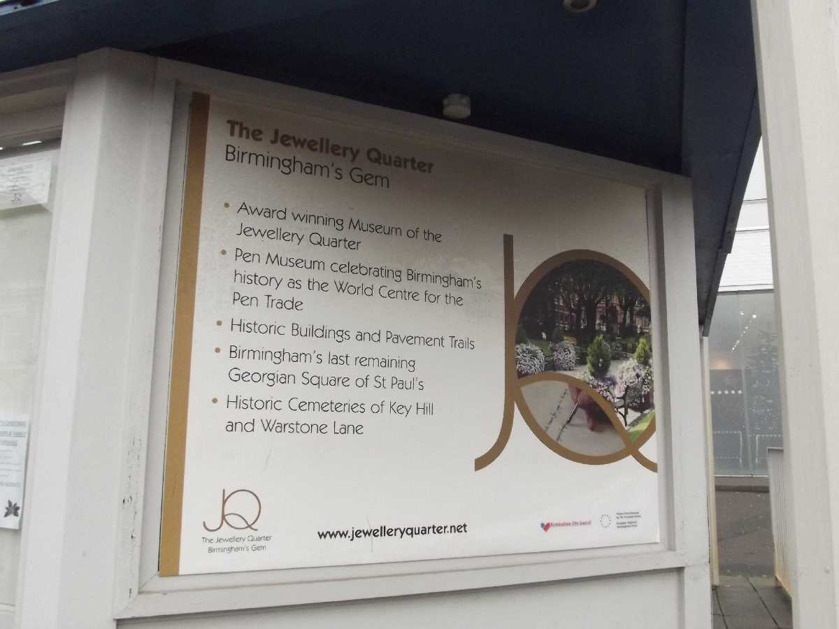 Jewellery Quarter Information