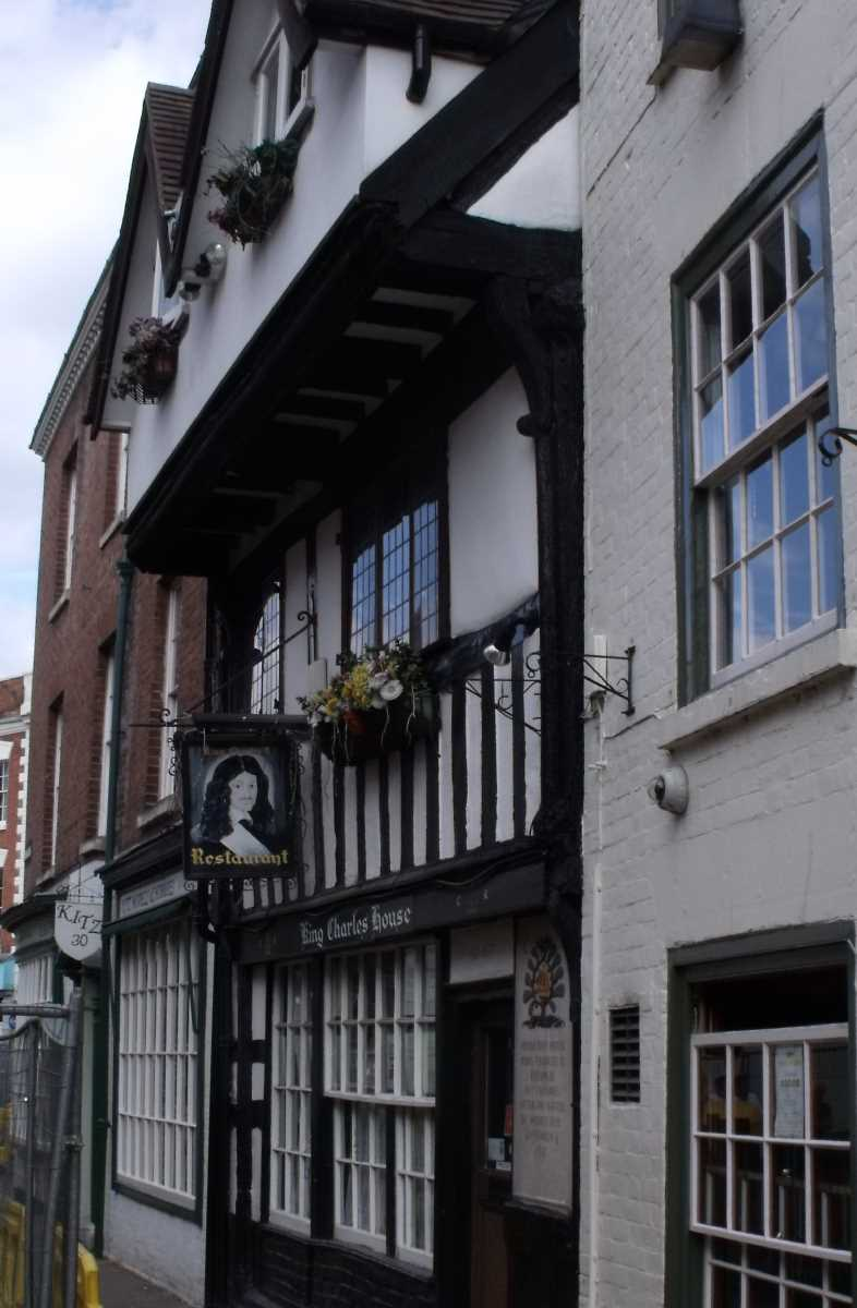 King Charles House Worcester