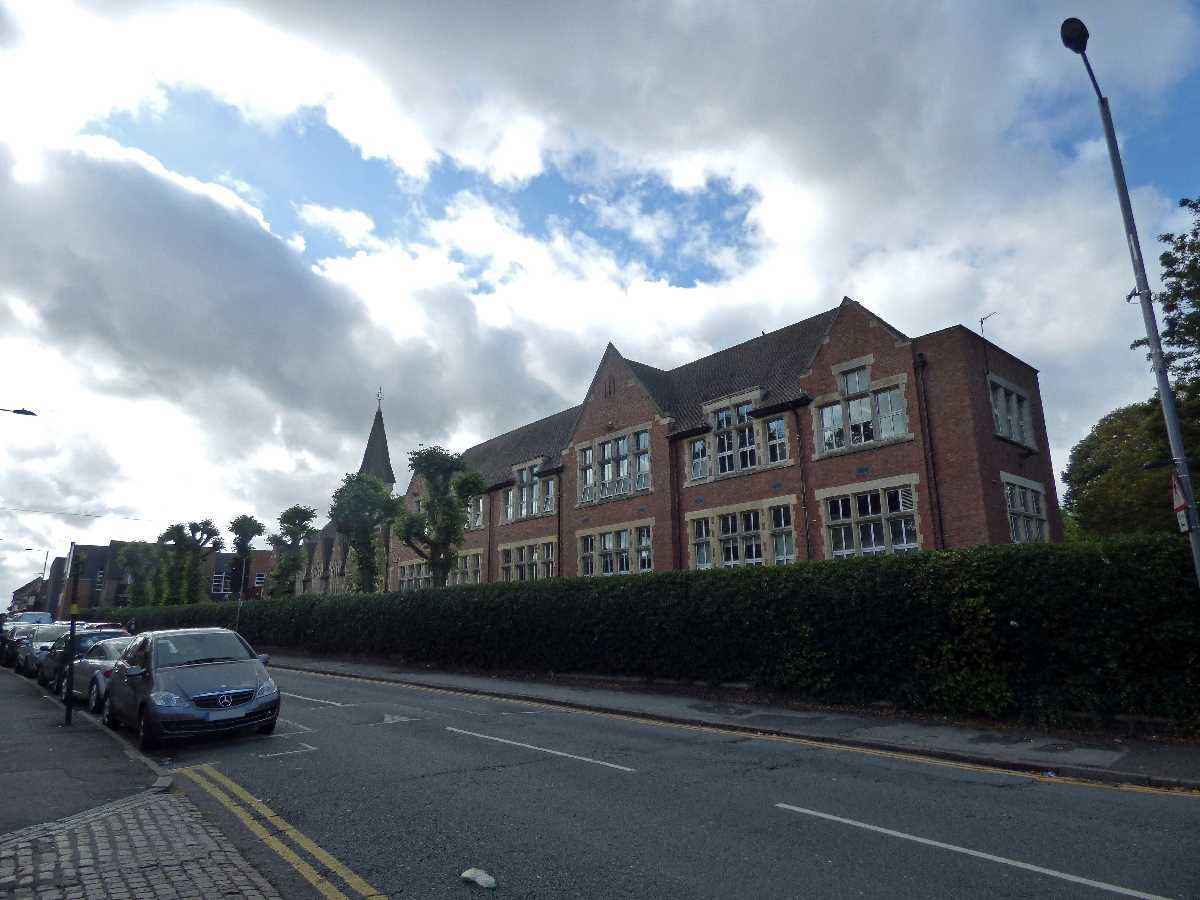 King Edward VI Handsworth Grammar School for Boys
