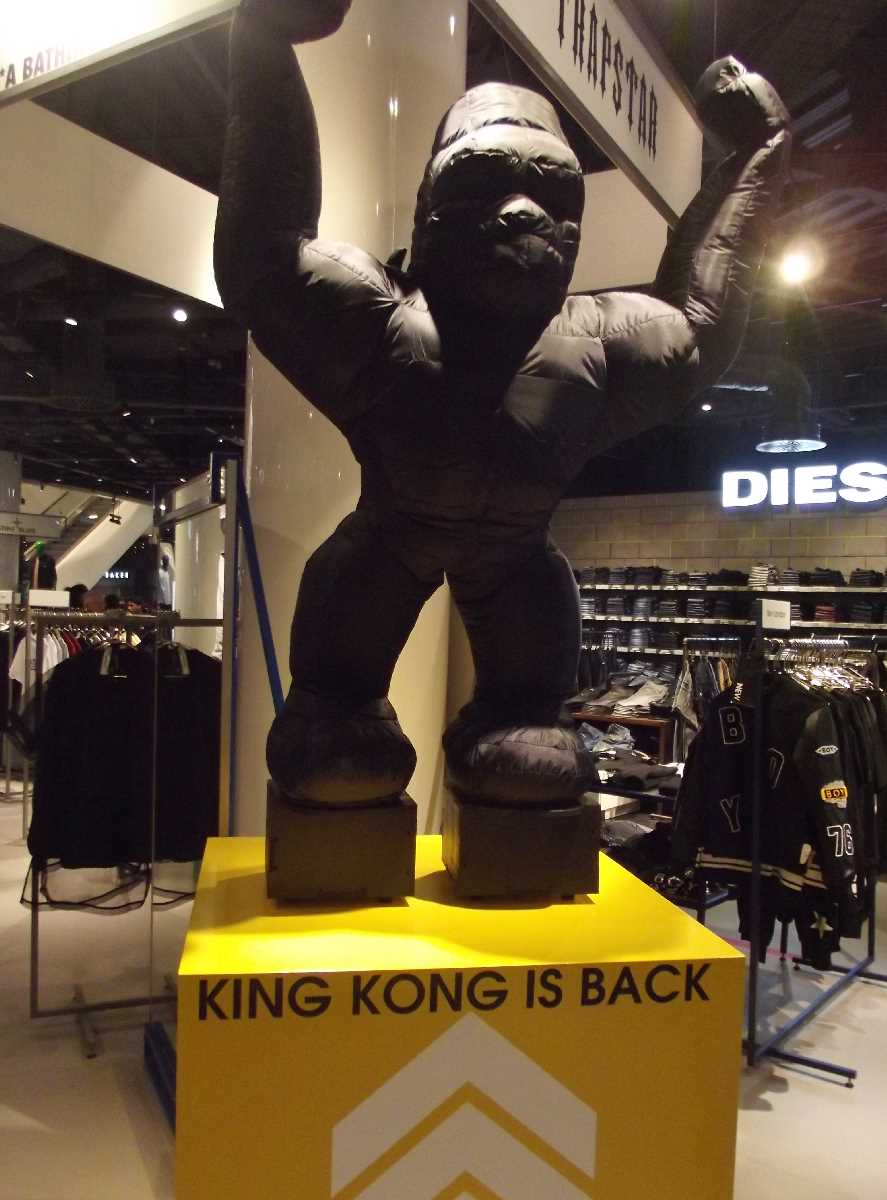 King Kong is Back