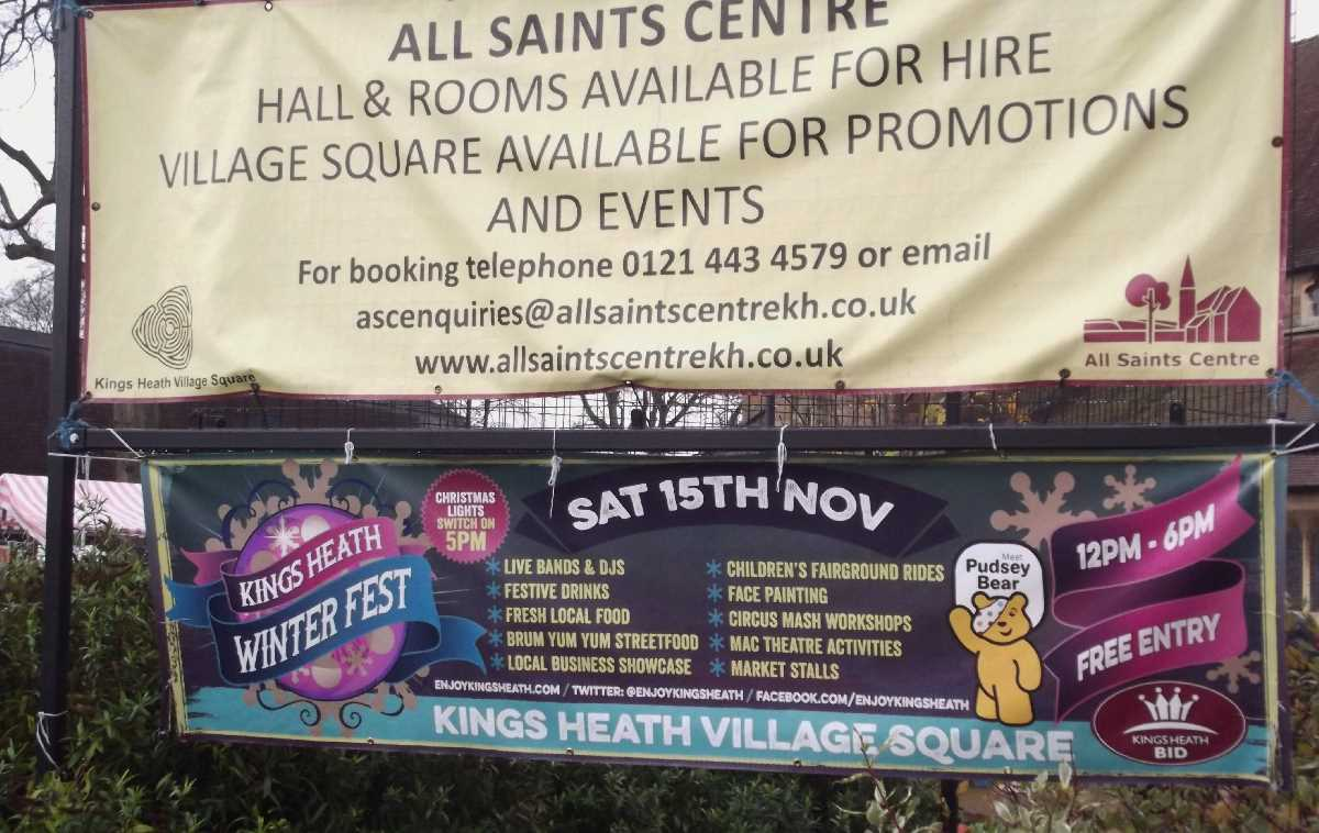 Kings Heath Winter Fest