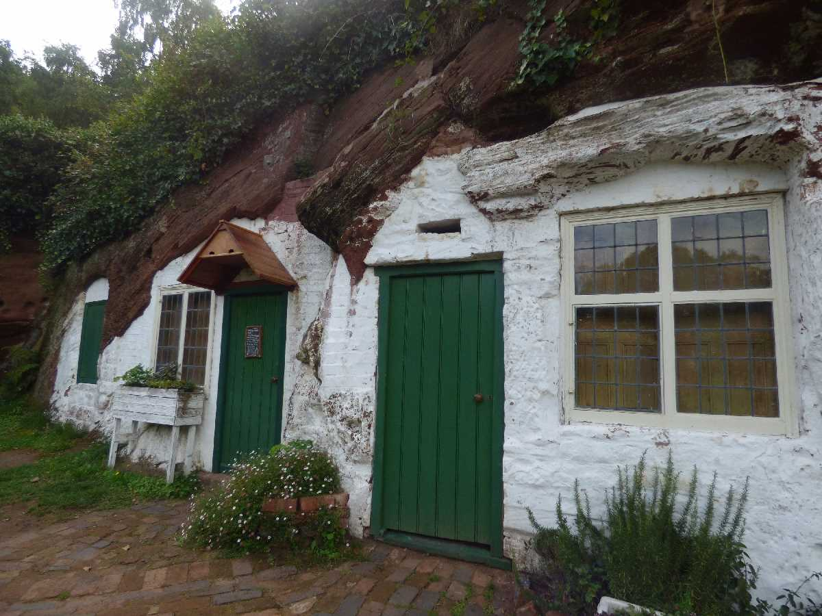 Kinver Edge and the Rock Houses
