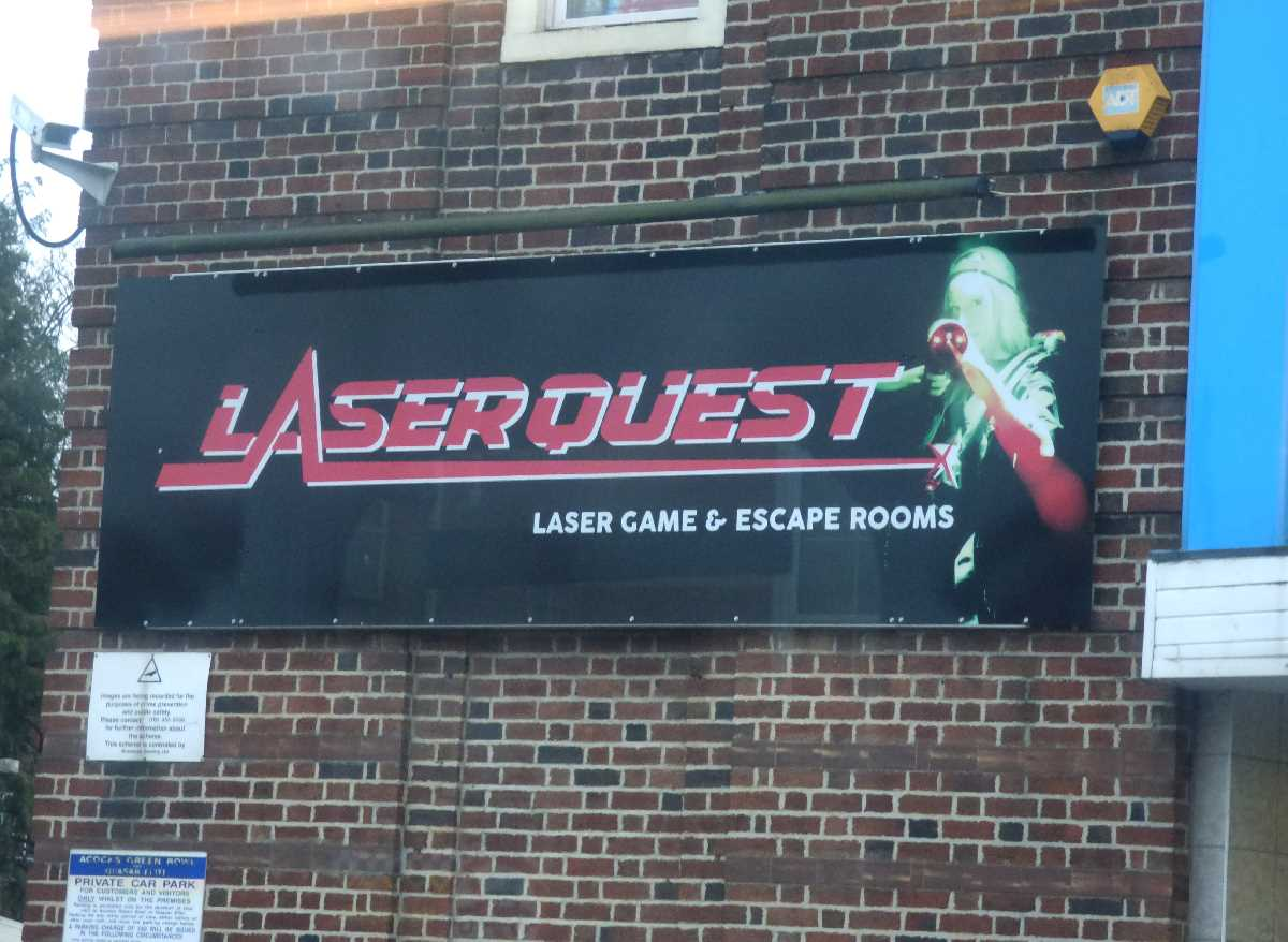 Laserquest Acocks Green Bowl