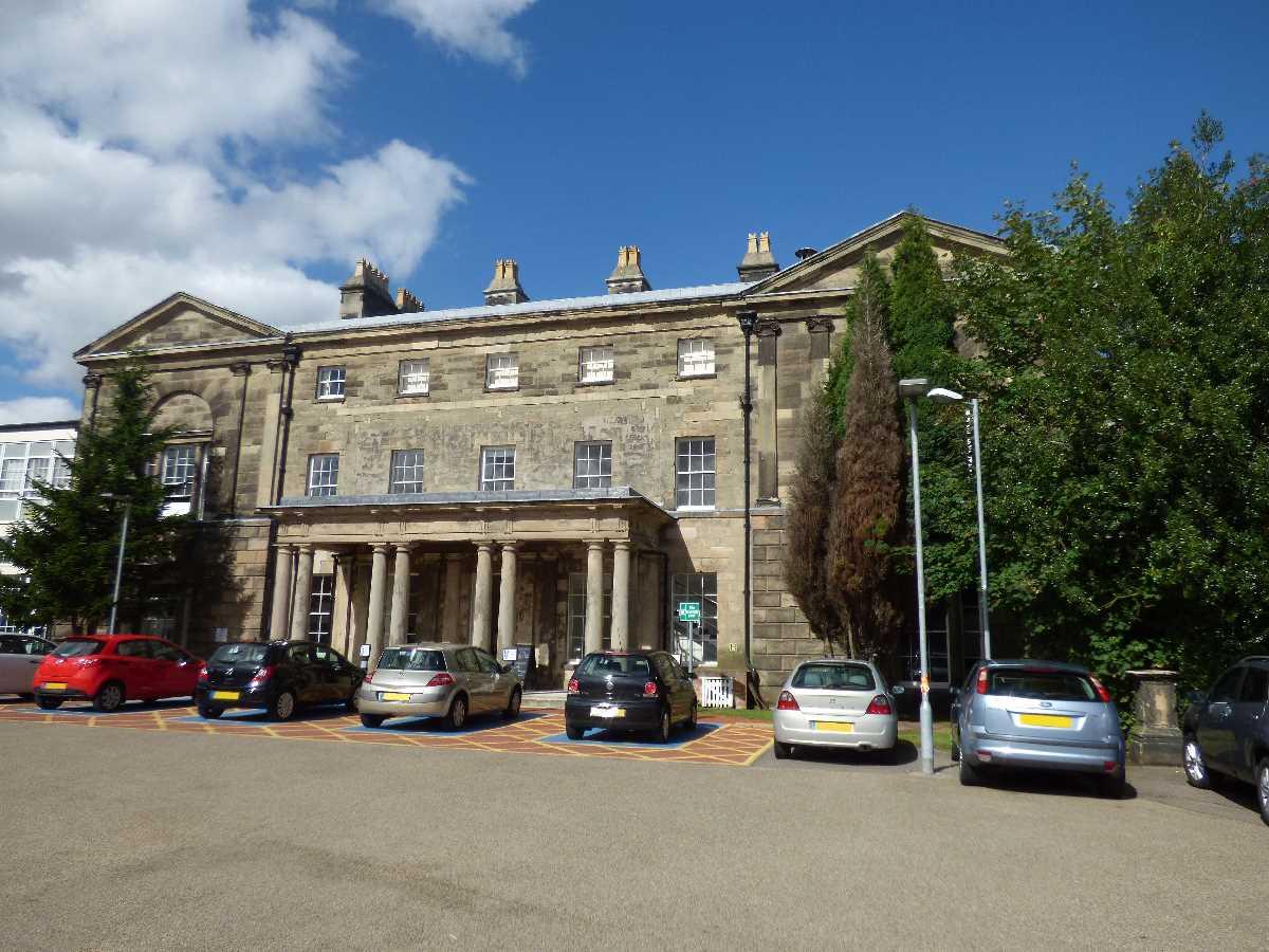 Moseley Hall