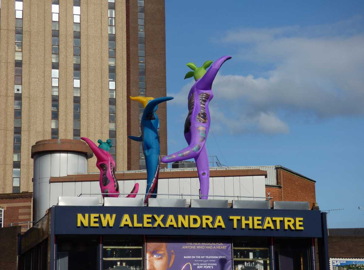 New Alex Theatre