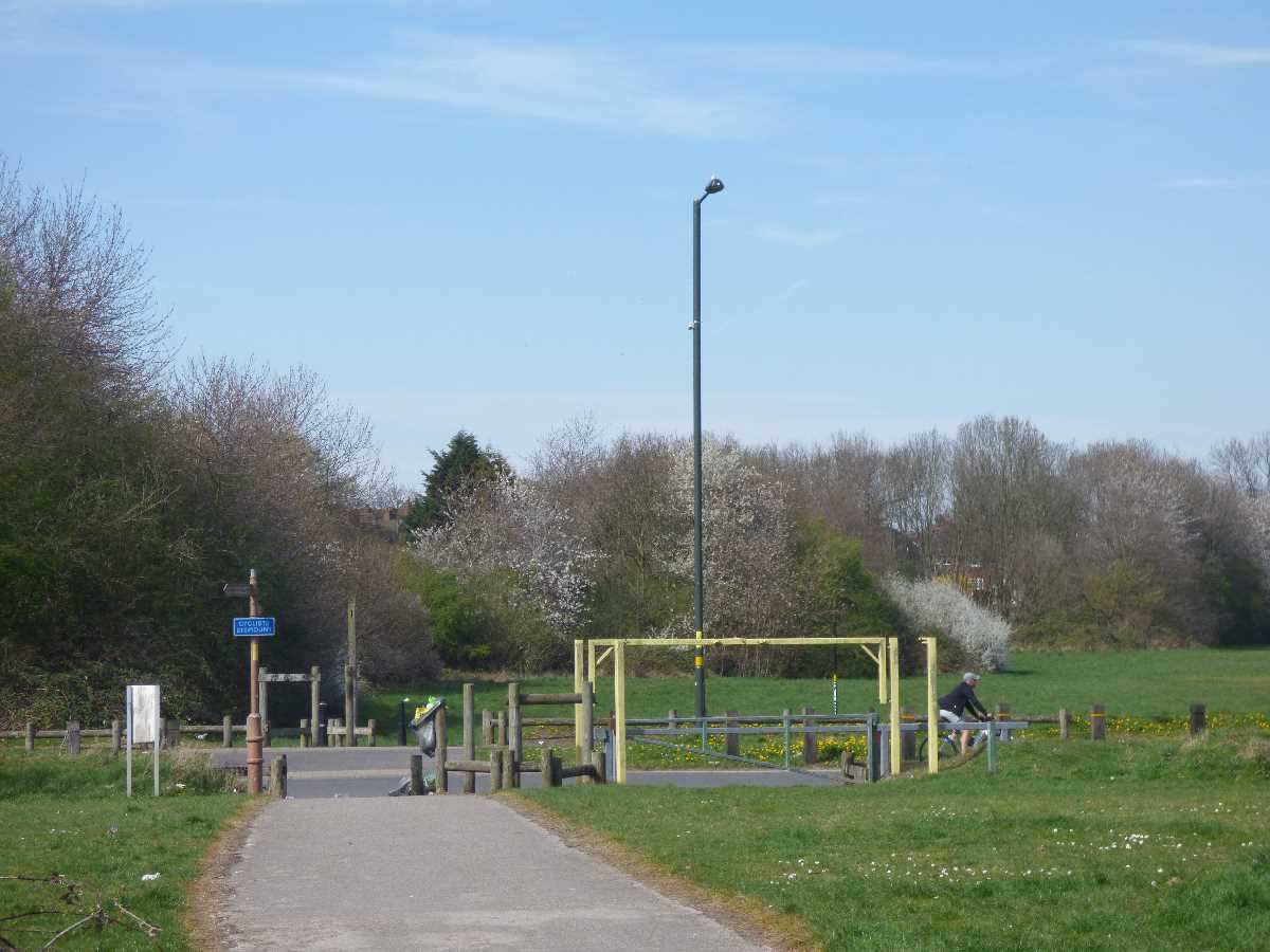 Newbridge Farm Recreation Ground