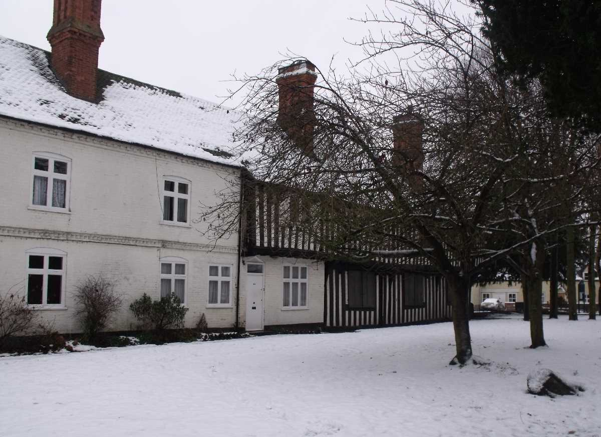 422 and 424 Church Road, Old Yardley Village