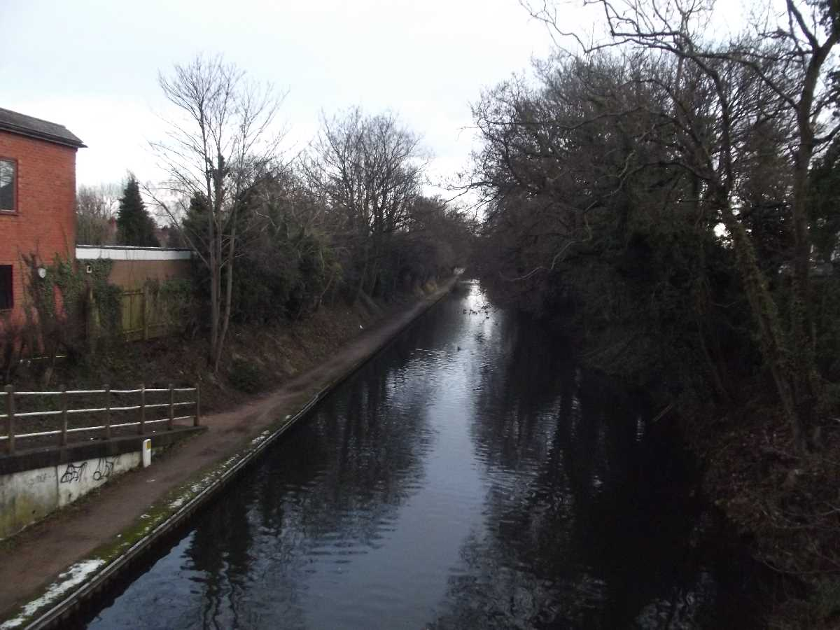 Olton - Grand Union Canal