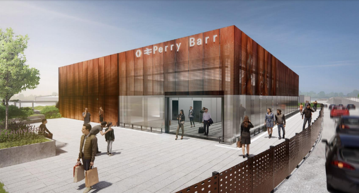 New Perry Barr Station Approved!