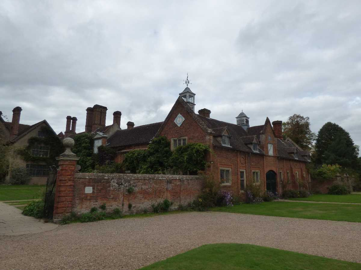 Packwood House - Outbuildings
