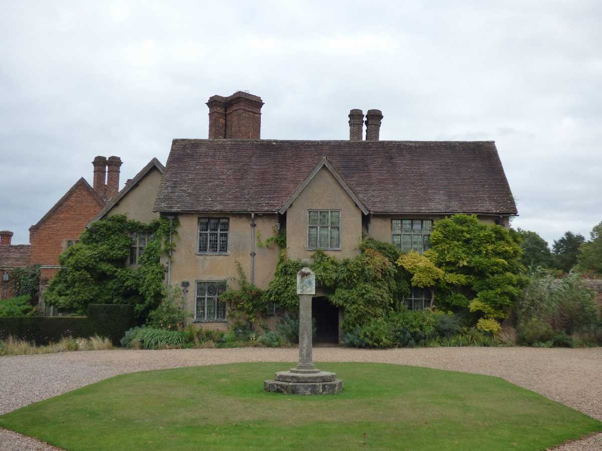 Packwood House - West Front