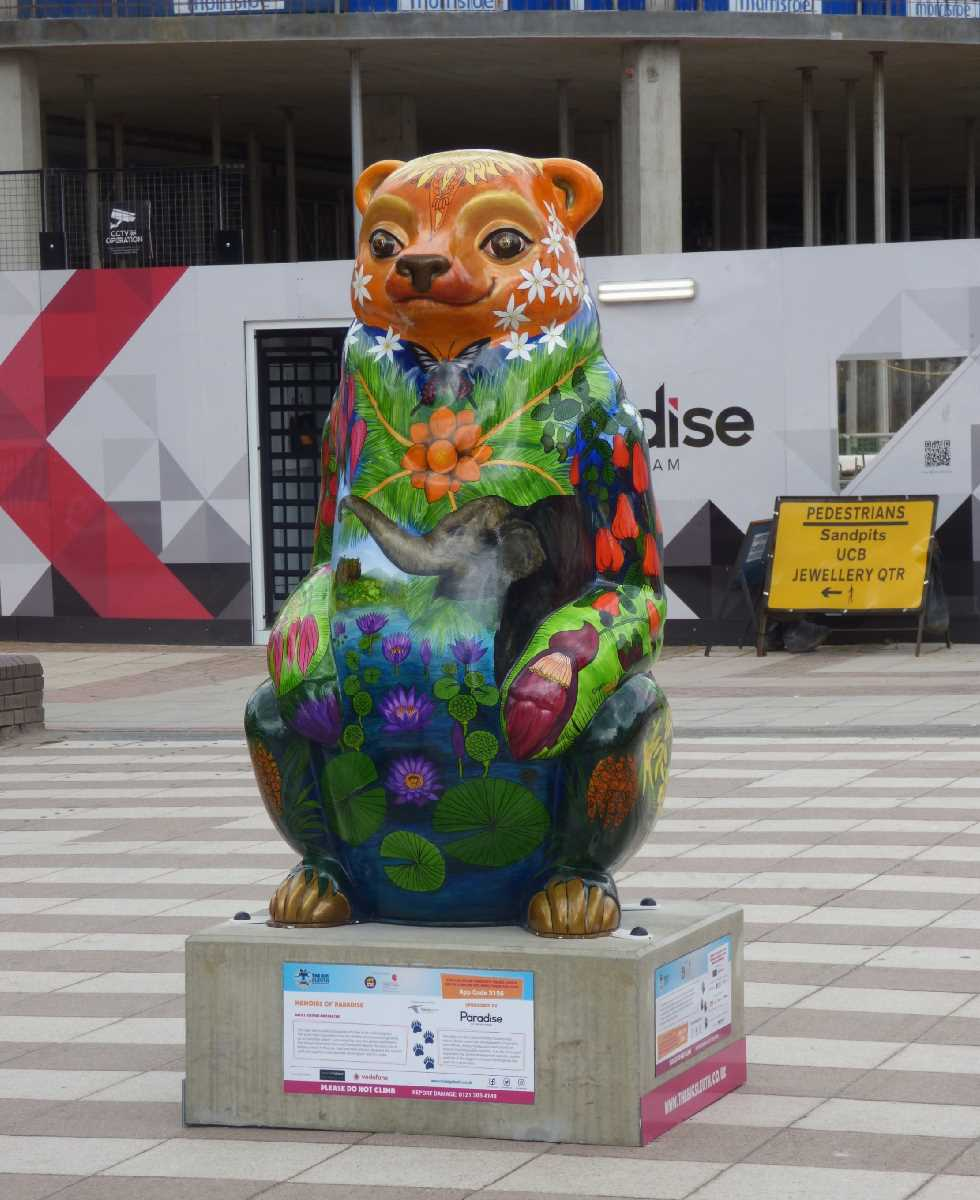 Big Sleuth Centenary Way