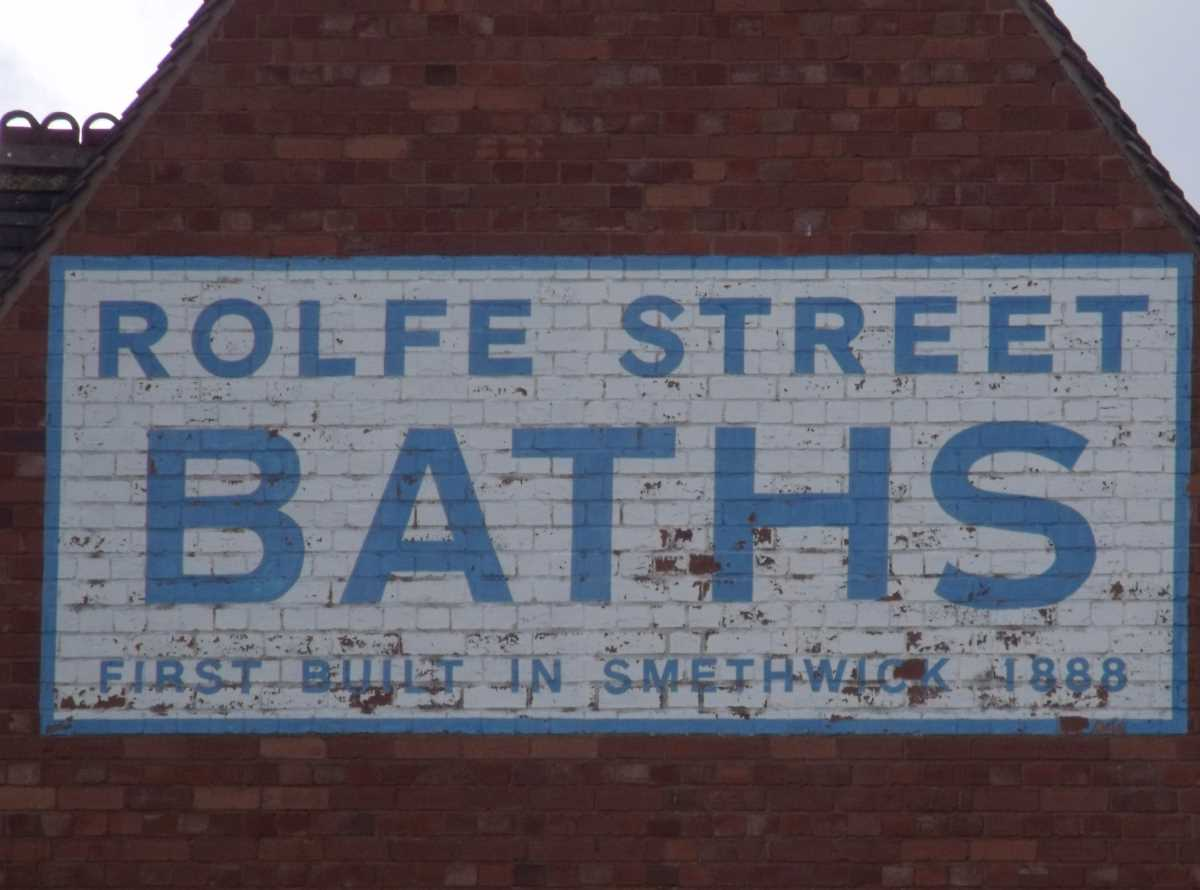Rolfe Street Baths