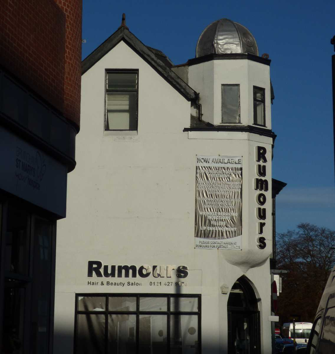 Rumours - High Street, Harborne