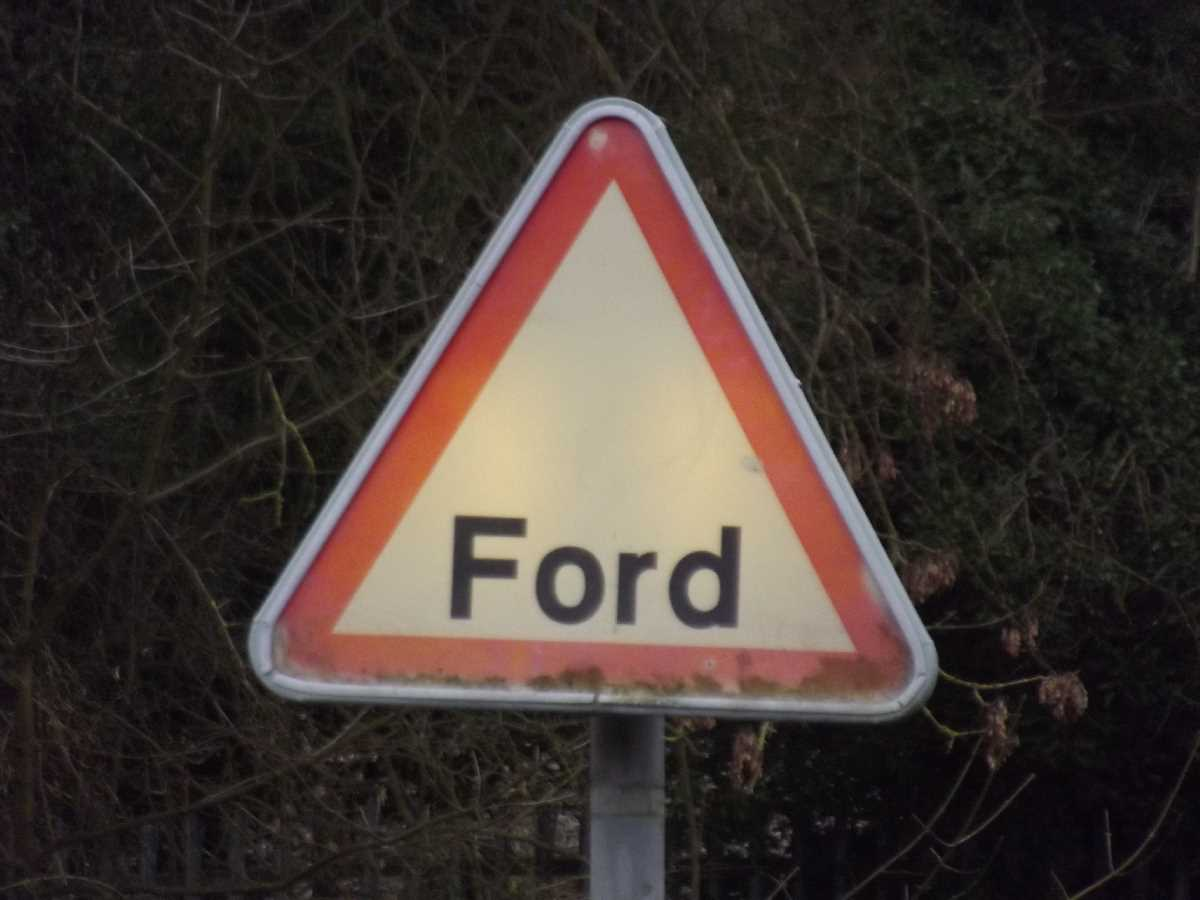 Scribers Lane Ford