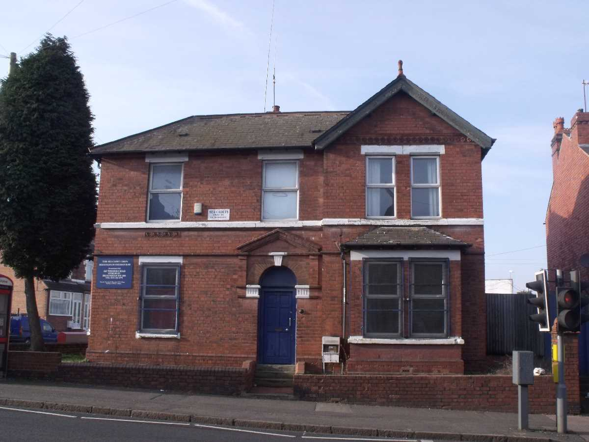 Sea Cadets - Pershore Road, Stirchley